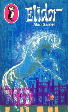 Elidor, by Alan Garner - the first book I fell in love with, full of magic and merging the real world and the mythical in the way I still love.