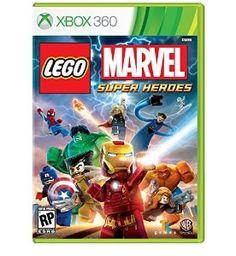 Lego: Marvel Super Heroes  #videogames #marvel #lego
