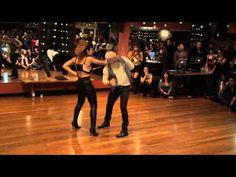 ▶ BACHATA Prince Royce Ft Thalia Te Perdiste Mi Amor . Bailan Basi y Deisy - YouTube