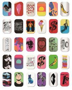 アンディ・ウォーホル(Andy Warhol)×UHA味覚糖のど飴、第2弾発売 | Fashionsnap.com