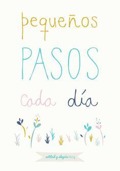 Viernes ilustrado: Actitud y alegría - #pascua #ideas