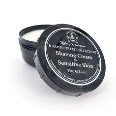 Cremă de ras Jermyn Street Collection -Taylor of Old Bond Street - Top-Man. Gentlemans Club, Bond Street, Shaving Cream, Sensitive Skin, Collection, Cream, Razor Bump Cream