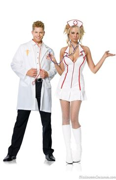 doctor and nurse couples halloween costume - Halloween Costumes 2013
