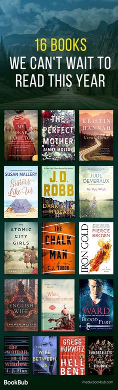 Best books worth reading in 2018, including popular and bestselling fiction books for women and men, adults and teens. Definitely add these to your 2018 reading list! #FictionBooks