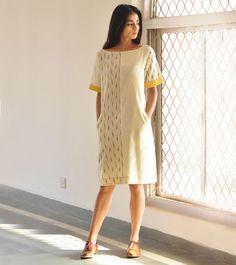 Mix and match shift dress - KharaKapas