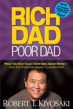 How to become rich ? Rich Dad Poor Dad teaches you how you can learn to think like rich people in order to get the same results.
