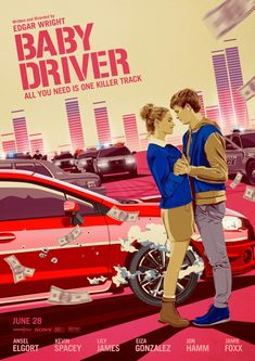 Baby Driver by Adam Stothard