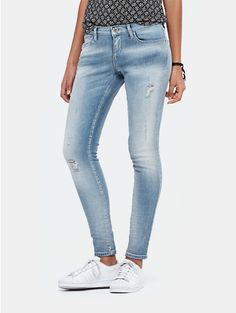 Jeans, Revelation Women Cropped Jeans - The Sting
