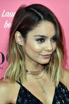 Sensational Nina Dobrev Just Debuted A Lob And She Looks Totally Different Short Hairstyles Gunalazisus