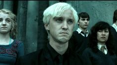 Draco Malfoy, Trafalgar Law  and loki are the reason why I like pouting so much
