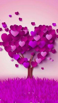 The last days of summer papis de parede em 2019 desenhos Tree Wallpaper, Heart Wallpaper, Pink Wallpaper, Flower Wallpaper, Iphone Wallpaper, Denim Wallpaper, Heart Pictures, Heart Images, Yoga Studio Design