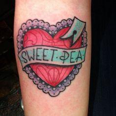 The last tattoo i did last night! #brightontattooconvention was awesome ❤❤❤ - @rachel_baldwin_tattoos- #webstagram