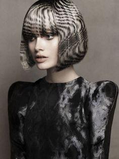 Angelo Seminara - Avant-Garde Hair Designs #hairdressing #avantgarde #peinado #vanguardia #inspiration #HandmadeBCNStudio #HairArt #Hair