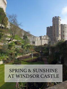 Spring and Sunshine at Windsor Castle