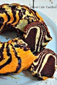 sodalı sünger kek