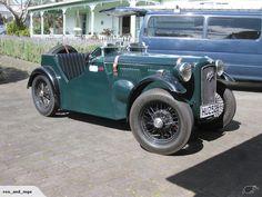 Austin 7 Special 1936