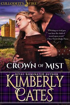 Click on books to go to Kimberly Cates Books website!
