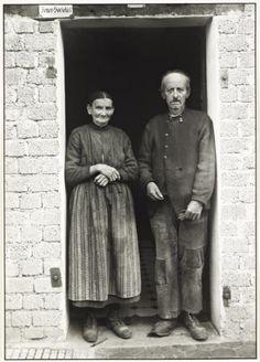 August Sander 'Farming Couple', c. 1932, printed 1990 © Die Photographische Sammlung/SK Stiftung Kultur - August Sander Archiv, Cologne; DACS, London, 2015.