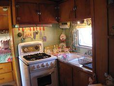 Vagabond kitchen