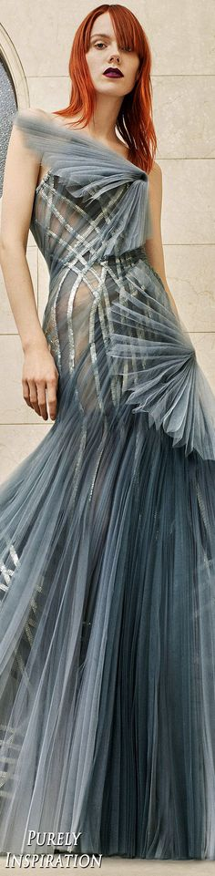 Atelier Versace SS2017 Haute Couture Women's Fashion | Purely Inspiration
