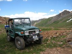 FJ40 Land Cruiser... The Coolest Car of All Time! | PoughkeepsieGulch.jpg