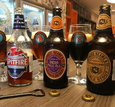 Cervejas Inglesas da Shepherd Neame - Episódio 175 #cerveja #degustacao #beer #tasting