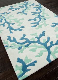 Powder Blue C Reef Escape Rug Ii Pinterest Reefs Beach And Coastal
