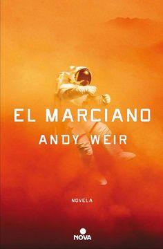 Seis días atrás el astronauta Mark Watney se convirtió en uno de los primeros hombres en caminar por la superficie de Marte. Ahora está seguro de que será el primer hombre en morir allí. La tripulación de la nave en que viajaba se ve obligada a evacuar el planeta a causa de una tormenta de polvo, dejando atrás a Mark tras darlo por muerto. Andy Weir Nació y se crio en California. El marciano es su primera novela vendida a más de veinte países, un éxito del boca a boca sin precedentes.