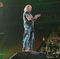 Guns N Roses, Axl Rose 2016, American Singers, Record Producer, Hard Rock, Rock Bands, Rock N Roll, War, Metal