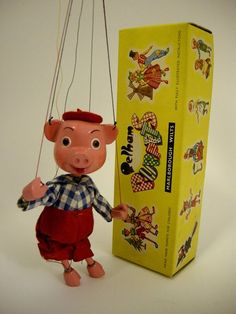 Marionette  Place of origin:Marlborough, England (made)  Date:1962-1970 (made)  Artist/Maker: Pelham Puppets Ltd (manufacturer)