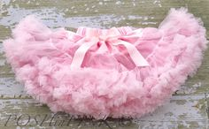A personal favorite from my Etsy shop https://www.etsy.com/listing/229672057/pink-chiffon-pettiskirt-kids-petti