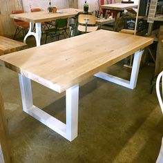 New table for a new client! #fresh #hollywoodmeubels