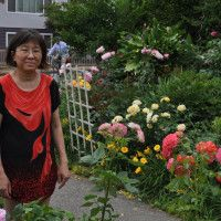 Vancouver Rose Society - Open Gardens 2015 - A Quick Peek