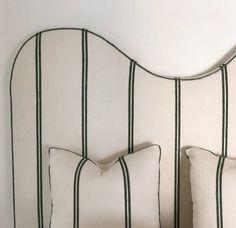 Quirky Home Decor Design Hotel, Headboard Designs, Headboard Shapes, Van Morrison, Home Bedroom, Bedroom Inspo, Bedroom Ideas, Bedroom Signs, Master Bedrooms