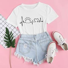 Trendy Summer Outfits, Cute Teen Outfits, Teenage Girl Outfits, Cute Comfy Outfits, Kids Outfits Girls, Simple Outfits, Pretty Outfits, Stylish Outfits, Classy Outfits