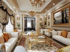 Idei pentru interior design classic arhitectura si design