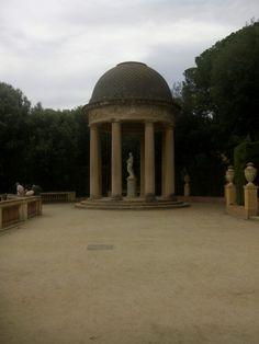 """""""Clásicos"""" Parque del laberinto- Barcelona"""