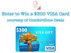 Win a $300 VISA Gift Card! (03/31) {us} and? via... IFTTT reddit giveaways freebies contests