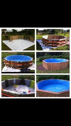 Europaletten-Pool