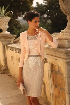 See the latest collections for Mother-of-the-bride outfits, from glamorous dresses for overseas weddings to figure-flattering colours and styles (BridesMagazine.co.uk)