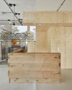/ our oak reception desk at @jakub_cigler_architekti / 📷: @boysplaynice ⠀⠀⠀⠀⠀⠀⠀⠀⠀ #dubahardwood #Czechdesign #woodworkshop #oakreception #jakubciglerarchitekti #jakubcigler #Czecharchitecture Woodworking Shop, Reception, Desk, Architecture, Room, Furniture, Instagram, Home Decor, Arquitetura
