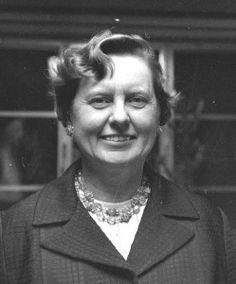 Wednesday Geek Woman: Margaret Dayhoff, quantum chemist and bioinfomaticist