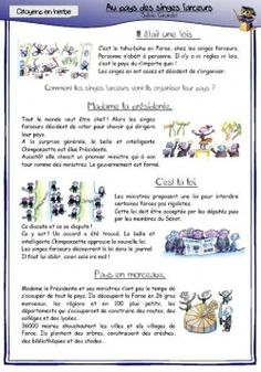 Petits livres pour instruction civique cycle 2 et 3 : exemple : L'organisation de la France cycle 3 Emc Cycle 3, Cycle 2, Reading Lessons, Teaching French, Learn French, Curriculum, Back To School, Religion, France
