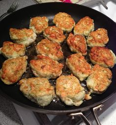 Fish cakes - fiskefrikadeller from the Sweet Sour Savory blog, in English