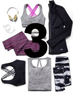 Time to gear up and get moving with EXP Core! Don't let worn workout wear keep you from becoming the best version of yourself in 2016. Tech fabrics and fashion-forward prints make it easy to mix and match depending on your workout, or your mood. Opt for a strappy sports bra for your next barre class, or a zip-up jacket for a brisk jog through the park. Your goals are bigger than your excuses, take on 2016 with EXP Core!