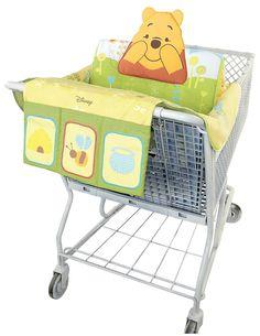 Disney 3-in-1 Cart Cover - Pooh --