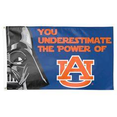 NCAA Auburn Tigers Deluxe Flag