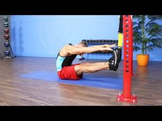 TRX® Roll Up - YouTube