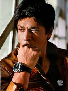 ShahRukh Khan (b. 2 Nov 1965) Bollywood Actor - Often referred to as 'King Khan'  is considered to be one of the biggest film stars in cinematic history. Newsweek named him one of the 50 most powerful people in the world. Khan has an estimated net worth of over US$ 600 million. His contributions to the film industry have given him 14 Filmfare Awards from 30 nominations. His 8 Filmfare Best Actor Award wins make him the most awarded Bollywood Star ever - #SRK #Shahrukh #Bollywood  - ♥ Rhea…