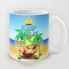 SOLD on #BluedarkArt's #Society6 #Shop - #KeepCalm and...#Relax on #Hammock! #Mug    https://society6.com/product/keep-calm-andrelax-on-hammock_mug#27=199  Buy Keep Calm and...Relax on Hammock! Mug by BluedarkArt. Worldwide shipping available at Society6.com. Just one of millions of high quality products available.